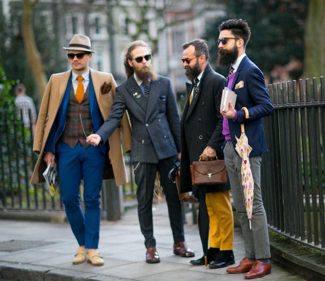 447824a9b4e Мужская мода 2015  неделя уличной моды в Лондоне - Страница 3 ...