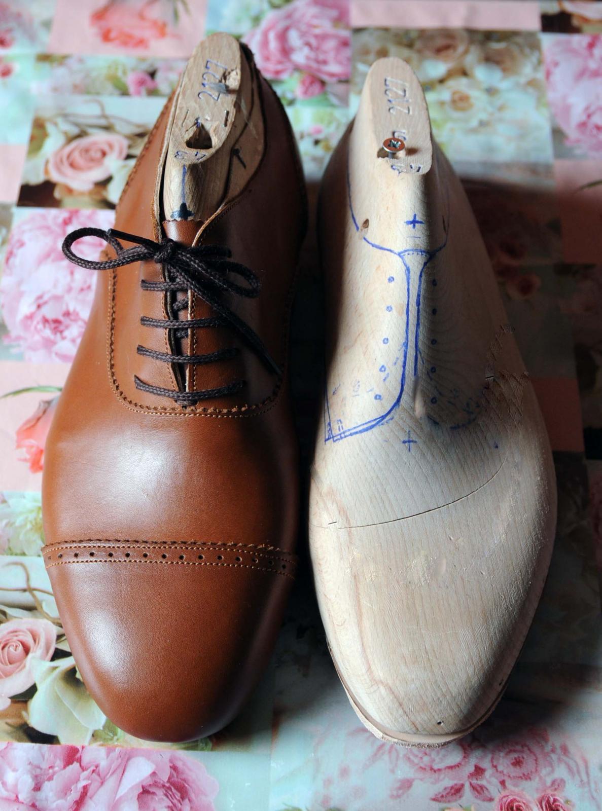 4149528ad22b Как научиться делать обувь? Мой опыт - Мужская обувь - МУЖСКОЙ СТИЛЬ