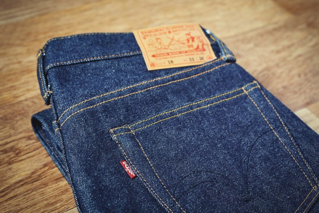 Samurai Jeans S710XX