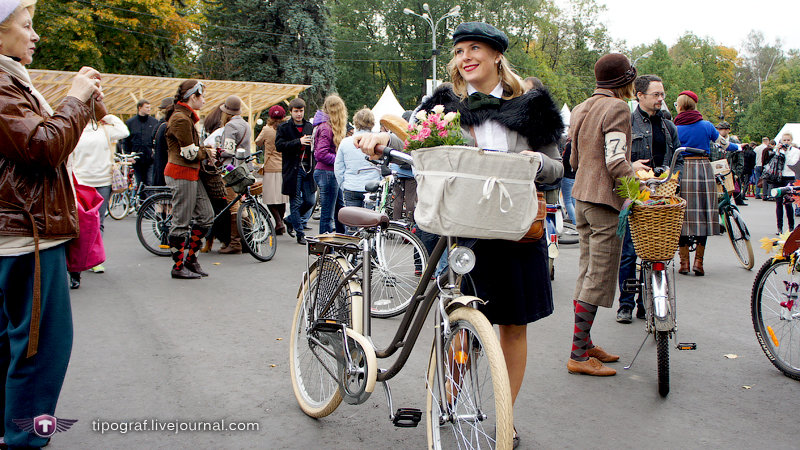 Tweed Ride