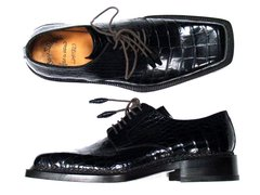 Santoni Limited (alligator Shoes)