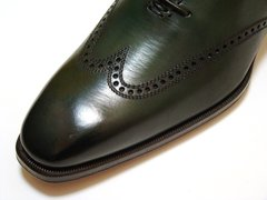Peluso Napoli (green shoe's)(2)