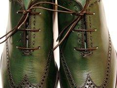 Peluso Napoli (green shoe's)(3)