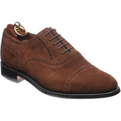 Herring Herring Reading Brown Suede 3064 1658 1