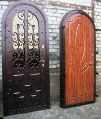 Арочные дизайнерские двери