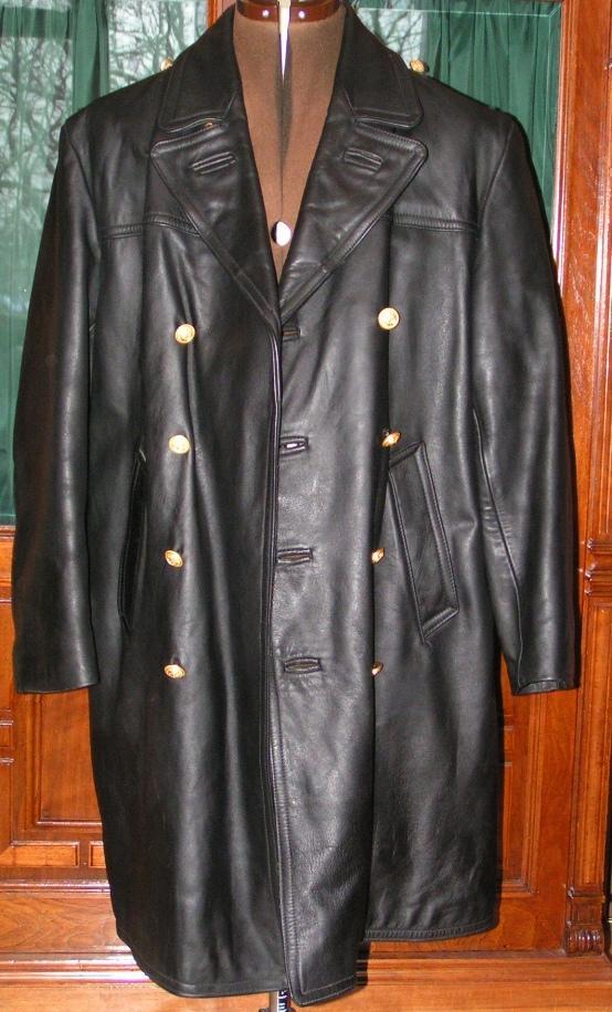 Кожаное Пальто Купить