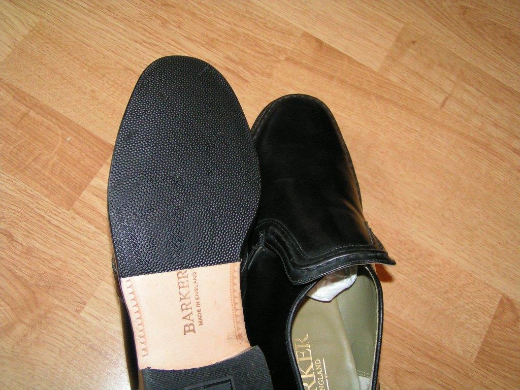 Как сделать профилактику на туфли