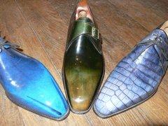 Французские ботинки