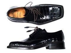 Santoni Limited (alligator Shoes)