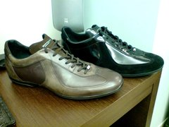 Santoni for AMG (sneakers)