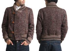 kolor tweed jacket